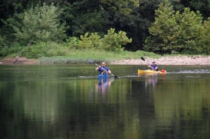 Paddle for PA Tourism launches on 100 mile waterway journey 4/27/2015