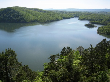 Hawns Overlook at Raystown Lake, Pennsylvania